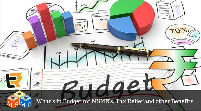 msmes tax relief benefits