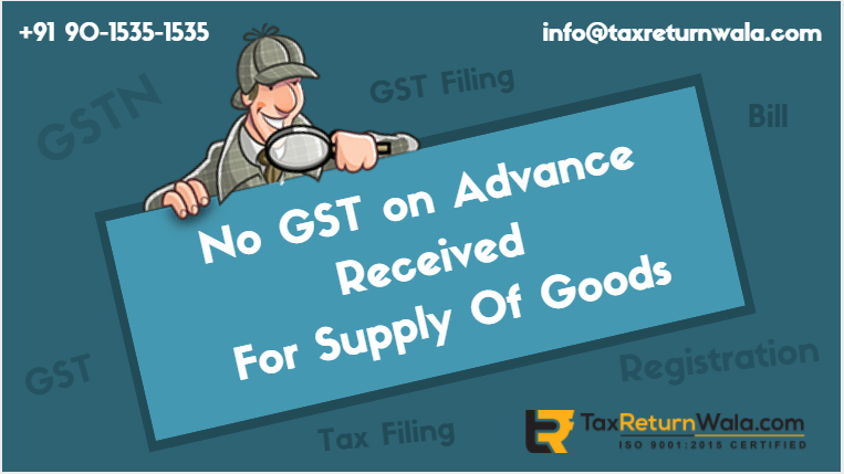 gst on supply, GST Council, GST payment, GST supply ,gst filing ,gst registration , tax filing taxreturnwala