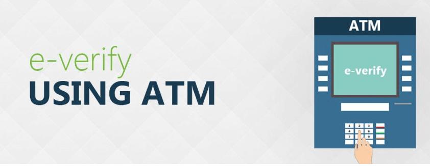 e-verify using atm