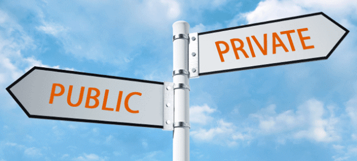 Distinction Between A Public Company And a Private Company