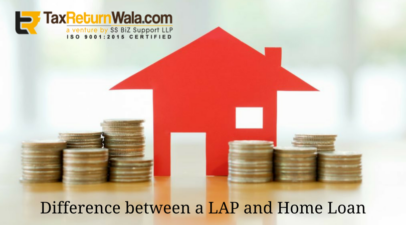 home loan and lap taxreturnwala