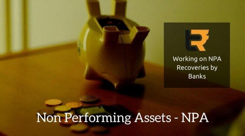 Non performing Assets npa