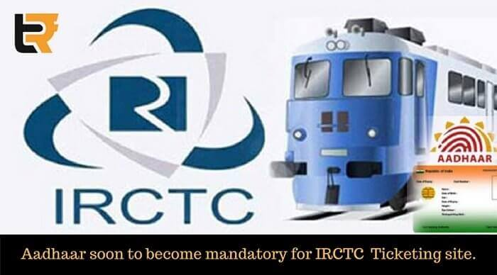 IRCTC Ticketing site