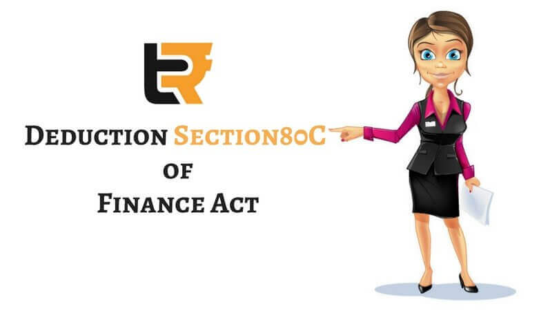 deduction section 80C of Income tax Act