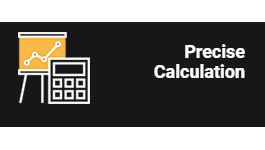 precise calculation