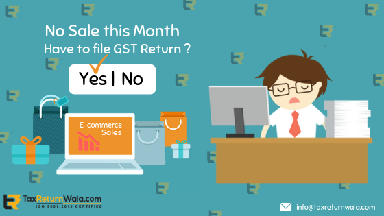 Is it compulsory to fill out the GST return