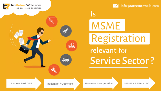 Is MSME Registration relevant for Service Sector?