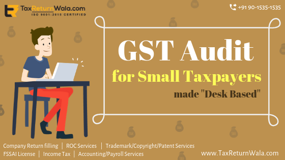 desk-based gst audit