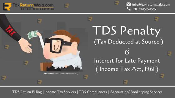 TDS penalty