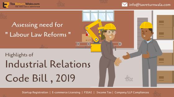 industrial relations code