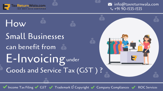 E-Invoicing In GST