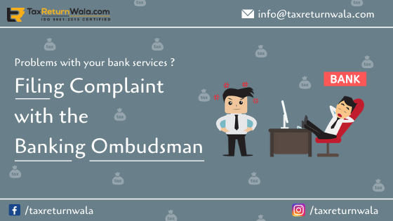 complaint against bank