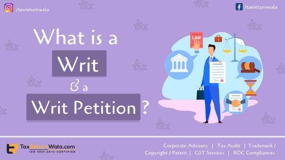 Writ petition