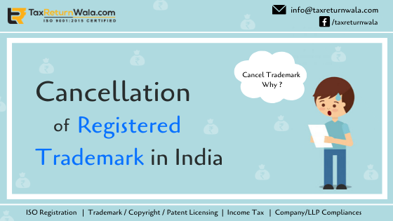 Cancellation of Trademark