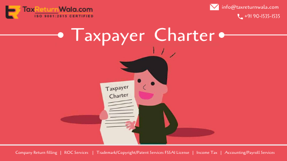taxpayer charter