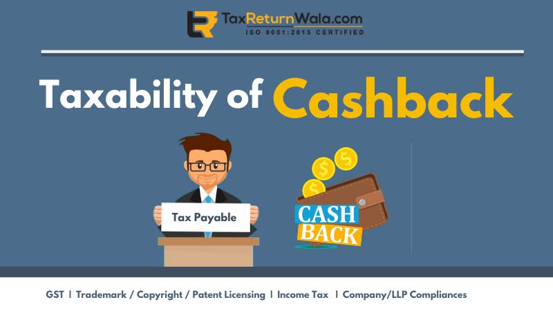 Taxability of Cashback