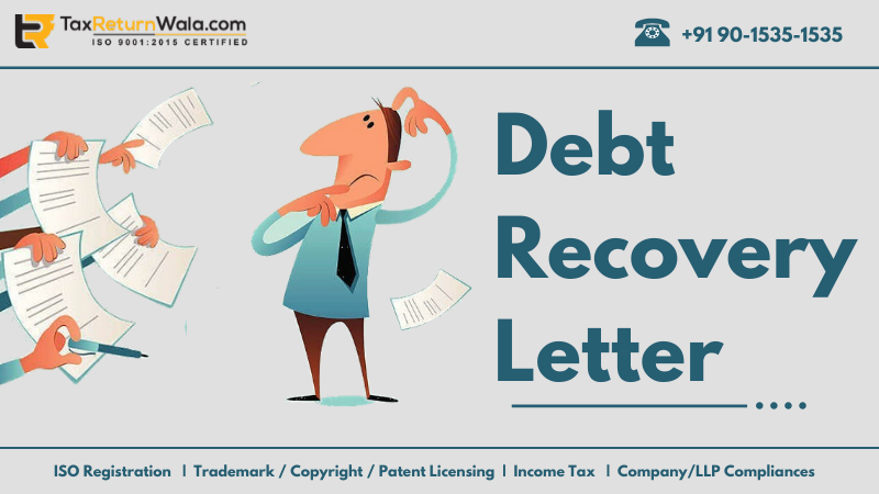Debt recovery letter