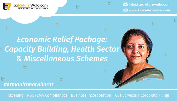 Capacity Building, Health Sector & Miscellaneous Schemes