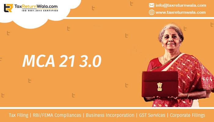 MCA 21 3.0