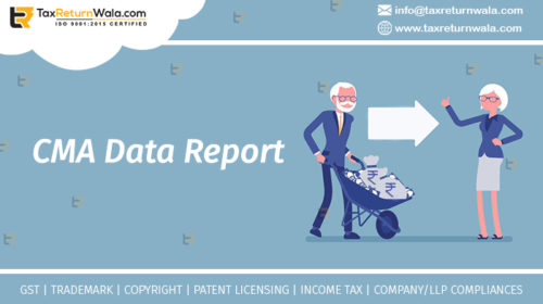 CMA Data Report: A significant document used to avail bank loan
