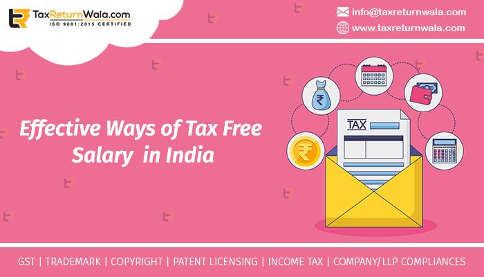 Tax Free Salary